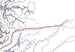 Отчет о пешеходном походе по в районе Алтая